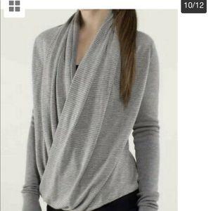 Iconic Sweater Wrap